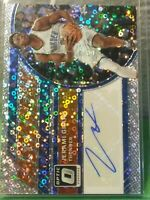 JERAMI GRANT THUNDER 2017-18 OPTIC FASTBREAK SIGNATURES AUTO CIRCULAR PRIZM SP