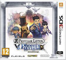 Professor Layton vs. Phoenix Wright: Ace Attorney | Nintendo 3DS / 2DS New (4)