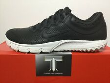 Nike Zoom Terra Kiger 2 SP Nikelab Special Project ~ Black Leather ~ 813041 011