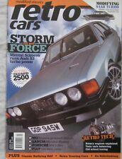 Retro Cars magazine April 2005