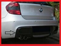 BMW Genuine Boot Trunk Lid Spoiler Primed E81 E87 1 Series 51710306667