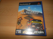 PARIS DAKAR RALLY NEUF scellé RU pal ps2