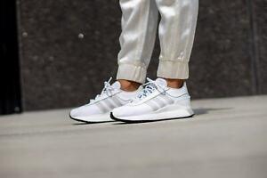 Adidas Originals SL Andridge Women's Size 6.5 Fashion Shoes White Grey EG6846