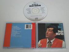DEAN MARTIN/THE BEST OF DEAN MARTIN(CAPITOL CDP 7 46627 2) CD ALBUM