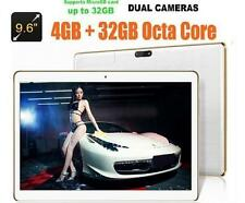 PC tablet 10 pollici  Octa Core 4GB RAM 32GB ROM  Android 5.1 Dual Sim 4GLTE