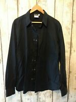 DOLCE & GABBANA Men's Black Shirt Size 40 / 54 Large