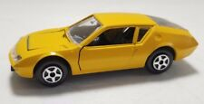 NEW Norev Diapet Renault Alpine DieCast Boxed Old Rare Jet Car MODEL 1/43 HTF