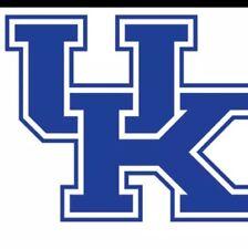 "(Set Of 2)11.5"" University Of Kentucky Vinyl Decal For CornHole Boards"