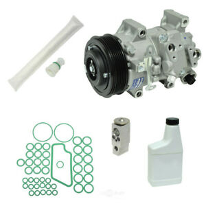 A/C Compressor and Component Kit-Compressor Replacement Kit fits 08-14 Scion xD