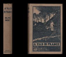 Olive Delle, ein v.a.d. in Frankreich, 1917 B.E.F. Westfront Krankenpflege ANZAC Wicca