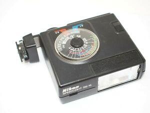 Nikon SB15 Speedlight Flash for Nikon FA, FE2, FM3A, F301, F501 Cameras