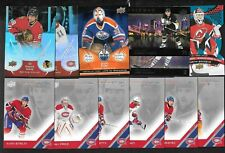 2009-10 2011-12 CANADIENS MCDONALD'S HORIZONS GOALTENDING GREATS HOCKEY SEE LIST