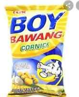 6x Boy Bawang Cornick Garlic Flavor 100g - Flavour of your choice.