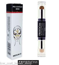 Freedom Makeup Pro Cream Contour Shaped Stick Medium 01 Contouring Stick