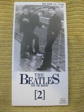 """The Beatles - Live the Beatles [2] (CD) Japanese special 3"""" limited edition rare"""