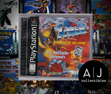 X-Men: Children of the Atom Playstation 1 PS1 COMPLETE! CASE IS NEAR MINT!
