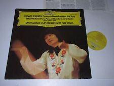 LP/BERNSTEIN/RUSSO/OZAWA/DG 2530309 +Insert