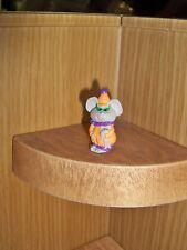 Hallmark Halloween Merry Miniature 1992 Clown Mouse