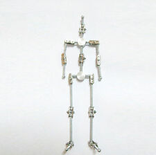 DIY kit of Stop Motion Animation Character metal Puppet Armature 16cm (high)