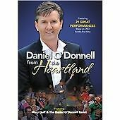 Daniel O'Donnell From The Heartland Dvd Brand New & Factory Sealed