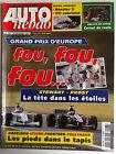 AUTO HEBDO 1207 du 29/09/1999; GP d'Europe/ Boxter S/ 911 Cabriolet/ Rallye Chin