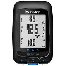 Bryton Rider 20 GPS Enabled Cycling Computer With Heart R Monitor - RRP £139.99
