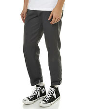 Dickies Men's 873 Slim Straight Work Pant Mens Trousers Blue 32 Charcoal