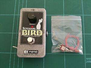 GMRspares Electro Harmonix LPB/Screaming Bird Modification Kit