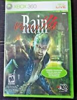 Vampire Rain for XBOX 360 - Factory Sealed