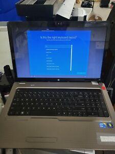 HP G72 Intel core i3  2.53 GHz  4 GB mem 250GB Hard Drive