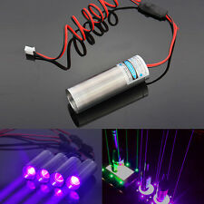 405nm 250mW Thick Beam Violet Laser Module Projector For Bar Stage Exhibition St