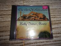 THE ART OF SEDUCTION BELLY DANCE MUSIC - CD - NEW