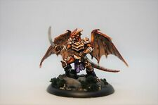 Hand Painted Reaper Bones Dragonfolk Rouge Miniature