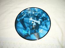 MACHINE HEAD --- very rare original 2004 DAYS TURN BLUE TO GRAY Picture Disc 7''