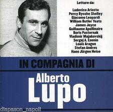 Alberto Lupo: in Compagnia Di.. - CD