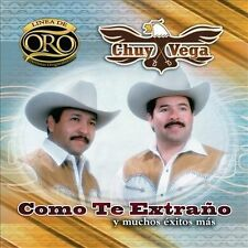 Como Te Extrano y Muchos Exitos Mas: Linea de Oro by Chuy Vega CD - Still Sealed
