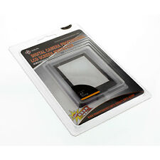 GGS Optical Glass DSLR LCD Screen Protector for Sony Alpha A7 ILCE‑7 camera, NEW
