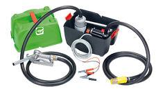 Betankungsbox E 3000 BASIC, 12V Betankungsset mit Zapfpistole und Schlauch