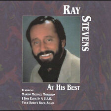 Ray Stevens - At His Best (CD, MCA) I Saw Elvis In A UFO, Bad Dancin'