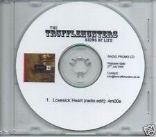 (301T) The Trufflehunters, Signs of Life - DJ CD