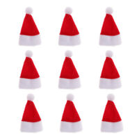 "Miniature /""Taylor Jade/"" Wearable Santa Hat DOLLHOUSE 1:12 Scale"