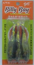Betts 772-4-3-53 1//4 oz Billy Bay Halo crevette Halo Glow 12777