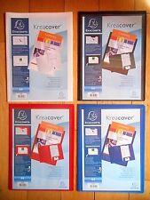 Exacompta Kreacover A4 Polypropylene Presentation Folder File Personalisable
