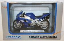 Véhicules miniatures sous boîte fermée pour Yamaha 1:18