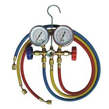 A/C Auto Refrigerant Charging Service Manifold Gauge Set