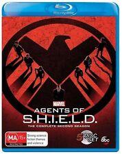 Marvel's Agents Of S.H.I.E.L.D : Season 2 (Blu-ray, 2015, 5-Disc Set)