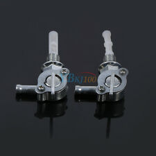 2x Motorcycle ATV Quad Gas Petrol Fuel Tank Switch Tap Petcock Valve Durable New