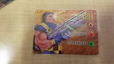 Marvel Overpower Card Game - Heroes and Villains Character cards - Cable