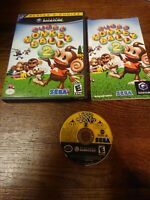 Super Monkey Ball 2 (Nintendo GameCube, 2002)clean cd tracked shipp 🍁
