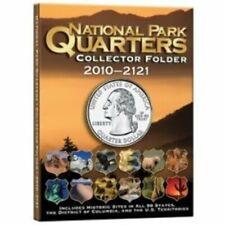 Whitman National Park Quarters Collector Folder